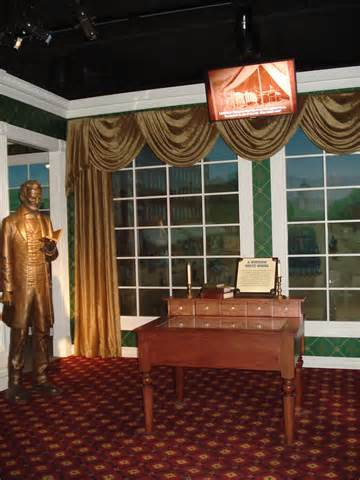 review of ford s theatre museum by jackie wright