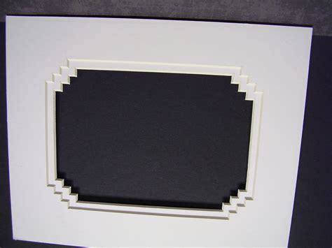 How To Cut Mats For Framing by Picture Framing Mats Custom Cut To Your Specifications