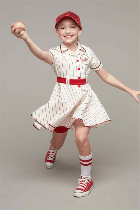 Costume Baseball retro baseball player costume for chasing fireflies