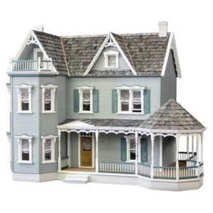 wooden dollhouse kits