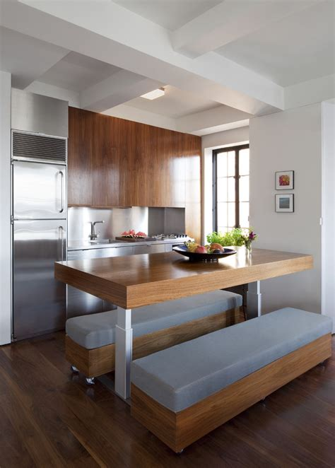 contemporary kitchen ideas 2014 spectacular counter height bench decorating ideas for