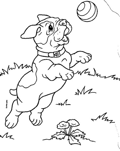 Coloring Pages Of Puppies Coloring Pages To Print Puppy Coloring Pages