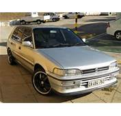 Toyota Tazz  View All At CarDomain