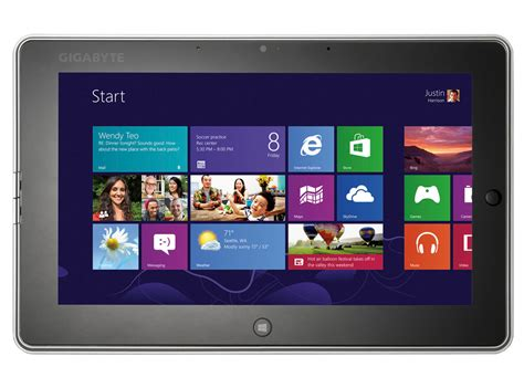 Tablet Windows 8 gigabyte s1082 windows 8 tablet pc unveiled techpowerup