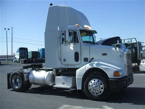 Single Axle Peterbilt With Sleeper For Sale by Peterbilt Single Axle Trucks For Sale Autos Weblog