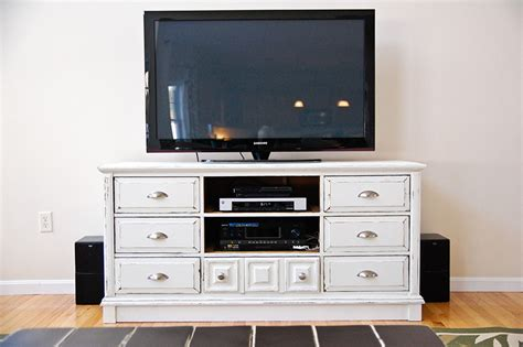 be different act normal dresser to tv stand
