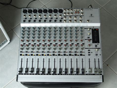 Mixer Eurorack behringer eurorack mx2004a image 392765 audiofanzine