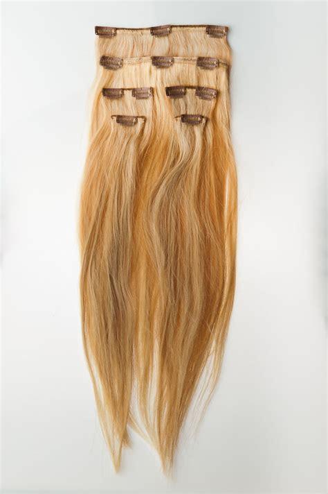 Hair Clip Hairclip Hair Klip Lurus 60 65cm komplettset 65 70cm glatt clip in extensions eliza hair shop