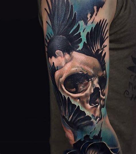 realistic tattoos for men 100 realistic tattoos for realism design ideas