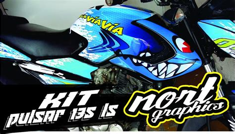 Sticker Tuning Para Motos by Calcoman 237 As Stickers Para Moto Pulsar 135 200 Y 150 Ns
