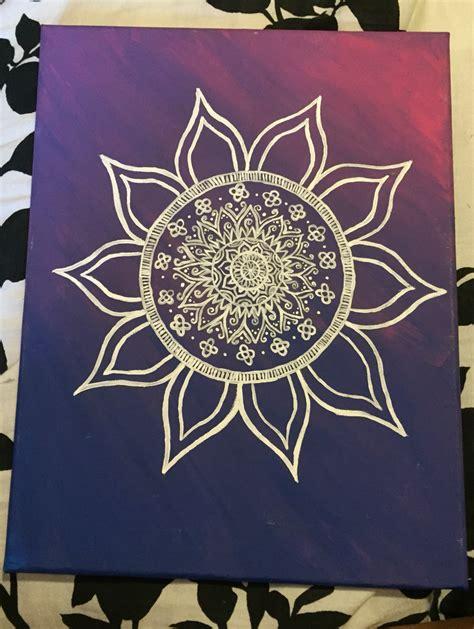 canva drawing mandala canvas crafting madness pinterest mandala