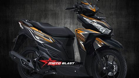 New Honda Vario new color honda vario 150 2018