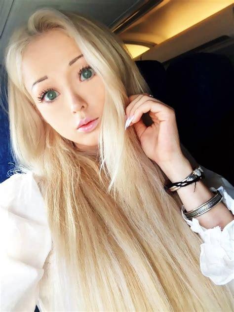 real barbie real life barbie valeria lukyanova stars in documentary of