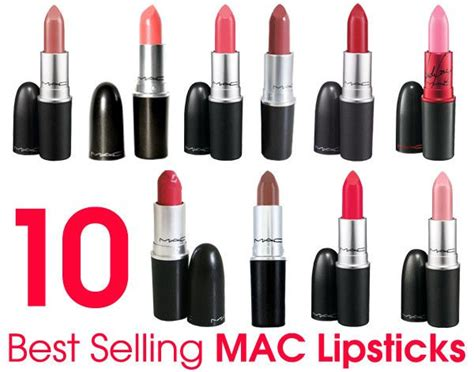 Best Lipstick Top 10 by 10 Best Selling Mac Lipsticks That Are Most Popular In The