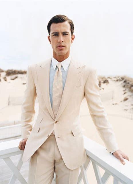 how to groom for a wedding party men style guide 46 cool beach wedding groom attire ideas weddingomania