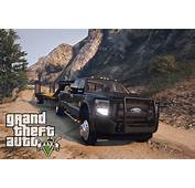 Grand Theft Auto V 2014 Ford F350 SuperDuty HD  YouTube