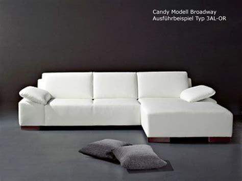 polstergarnitur mit ottomane ecksofa broadway sofa 3 sitzer ottomane polsterecke