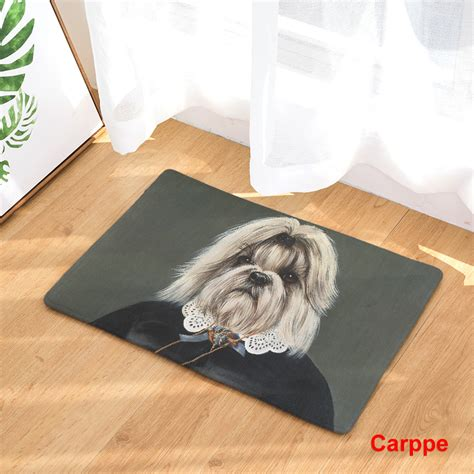 rugs for dogs 2017 print carpets non slip kitchen rugs for home living room floor mats