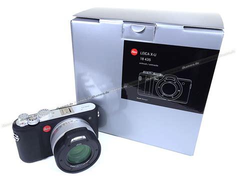 Kamera Leica X U die kamera testbericht zur leica x u typ 113 testberichte dkamera de das digitalkamera