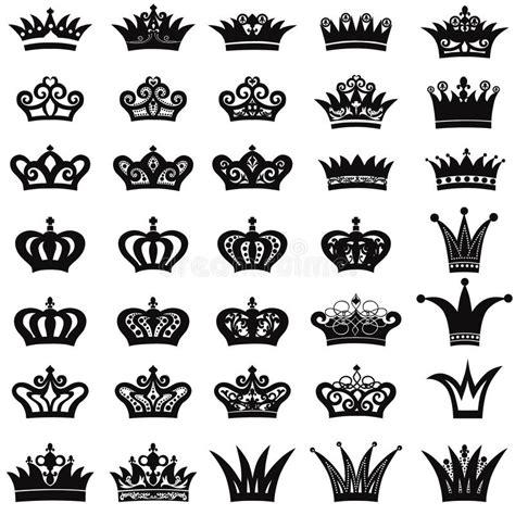 Queen Crown Symbol Simple