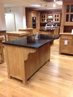 oak free standing kitchens the most interesting kitchens integrated drain board in granite with runnels runnels