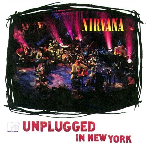 Smell Of In New York by Nirvana Mtv Unplugged In New York On Vinyl At Norman