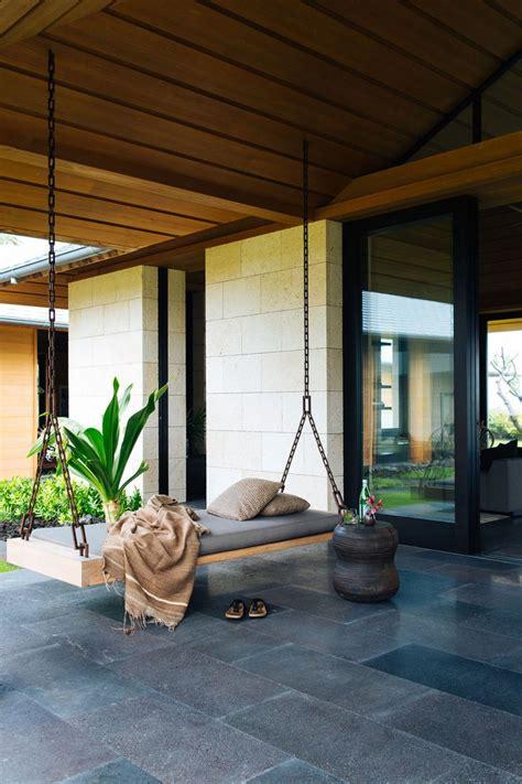 Patio Swing Modern Best 25 Modern Porch Ideas On
