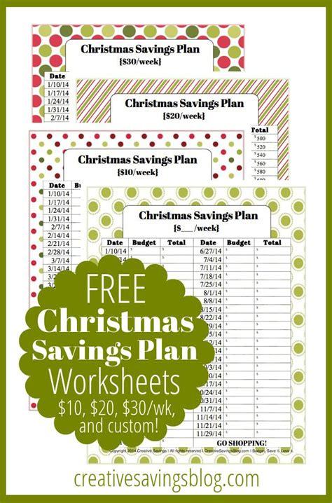 printable christmas savings plan 25 best ideas about christmas savings plan on pinterest