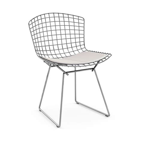 Chaise Bertoia Knoll by Knoll Bertoia Side Chair Dwell