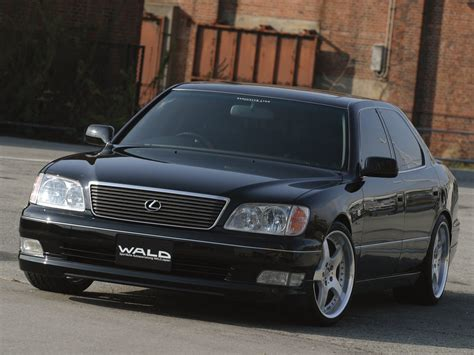 lexus ls400 modified wald international lexus ls 400 cars modified 2000