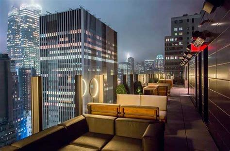 Top 10 Bars New York by Nyc S 10 Best New Rooftop Bars Fodors Travel Guide