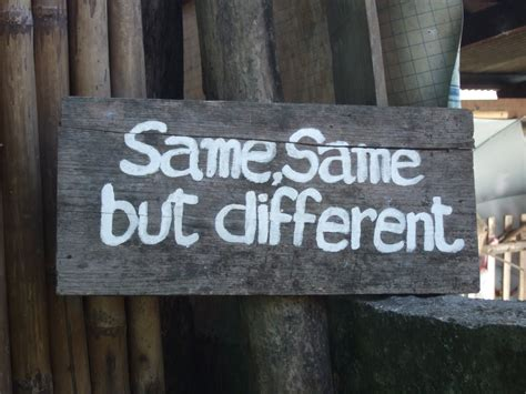 Asia Same But Different by Same Same But Different Elke Asia