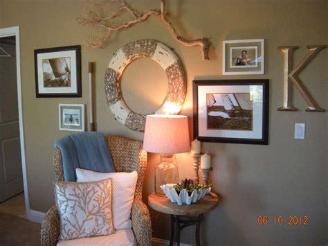 beach theme office ideas  pinterest nautical bedroom diy curtain holdbacks