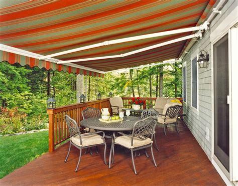 retractable awnings heartland awning design