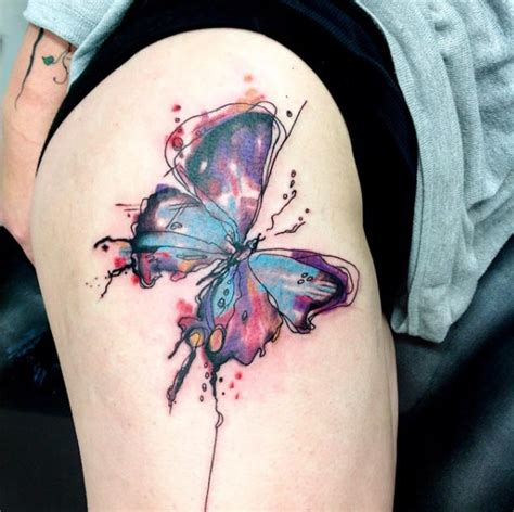 tattoo butterfly side 47 beautiful butterfly tattoos collection