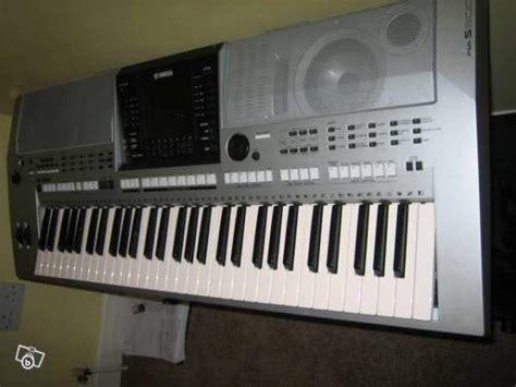 Second Keyboard Yamaha Psr S900 yamaha psr s900 image 297144 audiofanzine