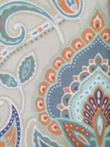 Pottery Barn Stool 1000 Ideas About Orange Shower Curtains On Pinterest
