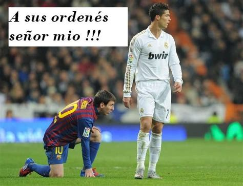 cristiano ronaldo acepta que messi es el mejor del mundo cristiano es mejor jugador que messi deportes taringa