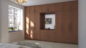 Home designs bed room wardrobes