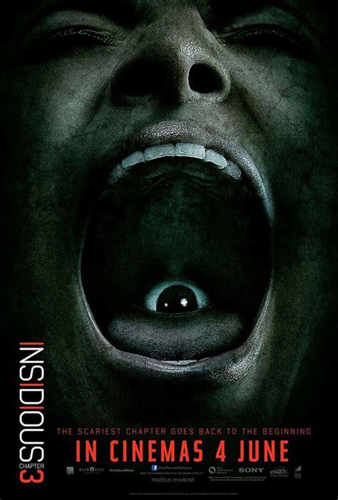 film insidious chapitre 3 streaming insidious chapitre 3 bande annonce 2 vost et affiches