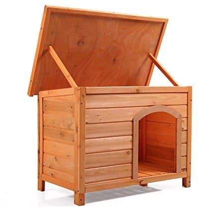 best outdoor dog houses the best outdoor dog houses 2018 luxury weatherproof more