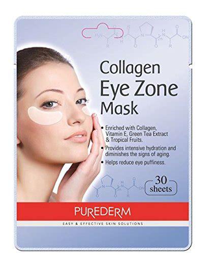 felinz collagen eye pads 4 sheet deluxe collagen eye mask collagen pads for by