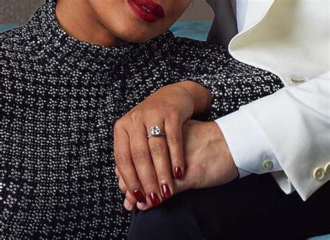 image of priyanka chopra engagement ring priyanka chopra and nick jonas posed for the royal wedding