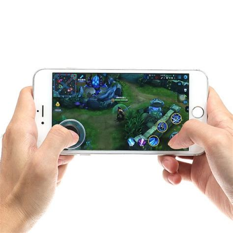 Gamepad Touch Screen Phone Tablet It Joystick Gaming Phone Pad mini ultra thin touch screen mobile phone arcade controller joystick for android iphone