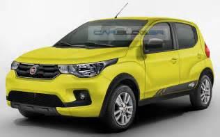 Fiat Novo Not 237 Cias Ponto Novo Fiat Mobi Chega Em 2016 Para