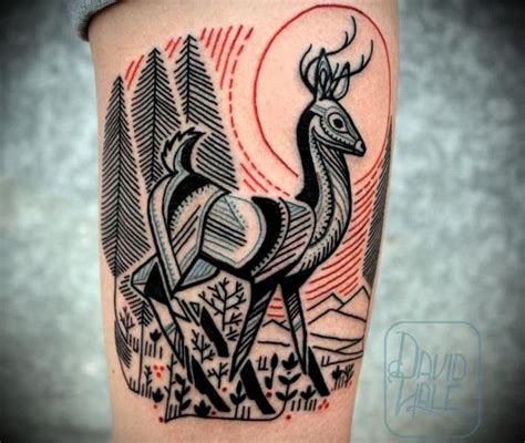 geometric tattoo usa the unique of geometric tattoos animals macyte ink