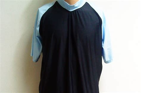Baju Renang Muslim qesya baju renang muslim laki laki kode 1120030