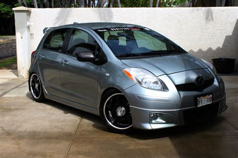 2007 toyota yaris rs toyota yaris rs photo gallery 1 9