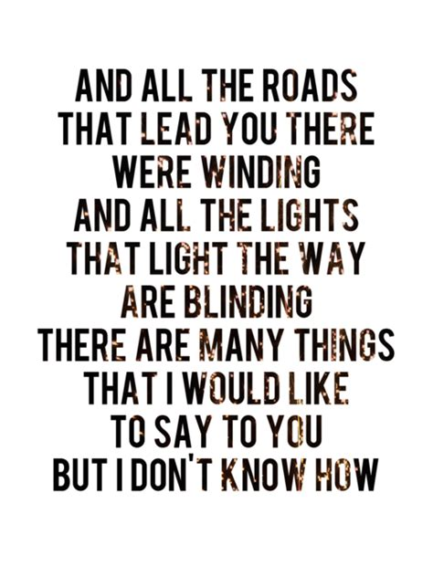 When I Consider How Light Is Spent Meaning by Oasis Quotes On Oasis Lyrics Sad Song Lyrics