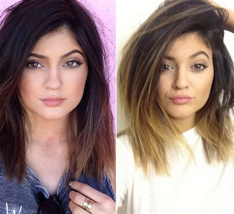 kylie bellamy extensions hairstyle gallery pic kylie jenner s new hairstyle youngest jenner goes